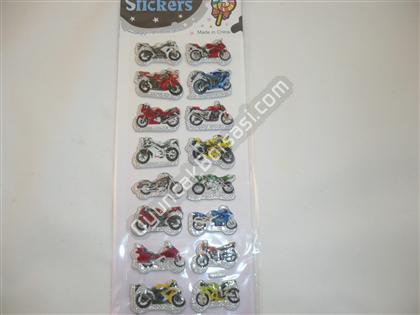 Motorbisiklet sticker ,Toptan Satış