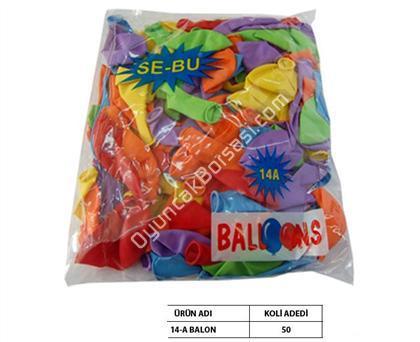 14 A Balon ,Toptan Satış