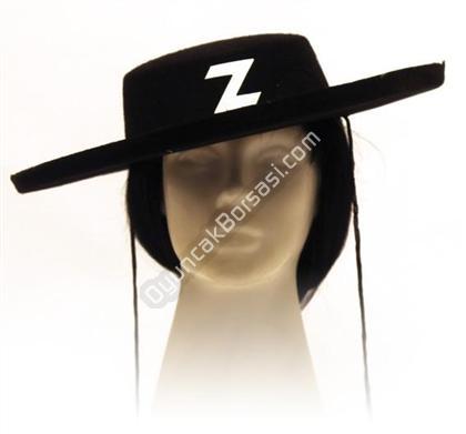 Zorro Şapkası Parti şapkası ,Toptan Satış