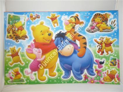 B�y�k Boy Simli ve Pvc Kabartma Sticker ay� model ,Toptan Sat��