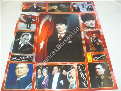 Atatürk Sticker ,Toptan Satış