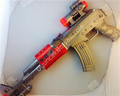 Toptan oyuncak silah ak-47 sesli titreşimli ,Toptan Satış