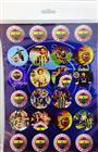 Takım stickerleri fb sticker, Toptan Satış