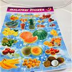 Meyve model sticker, Toptan Satış