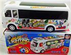 3 boyutlu ışıklı gangam müzikli oyuncak otobüs, Toptan Satış