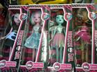 Monster High Bebekleri, Toptan Satış