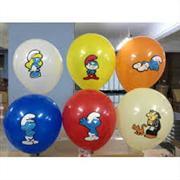 şirinler baskılı balon toptan balon, Toptan Satış