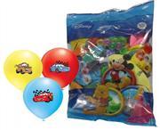 cars baskılı balon toptan balon, Toptan Satış