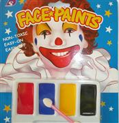 toptan yüz boyası 4 renk, Toptan Satış