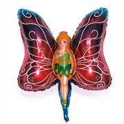 Toptan Folyo balon peri model büyük model, Toptan Satış