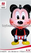 Miki fare erkek Folyo balon büyük model cy-a0374, Toptan Satış
