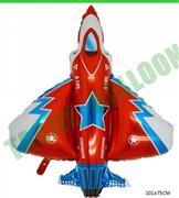 Toptan folyo balon jumbo 36 inç 108 cm uçak model, Toptan Satış