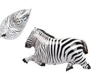 toptan folyo balon zebra model, Toptan Satış