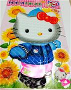 toptan 3 boyutlu sticker hello kitty modeli, Toptan Satış