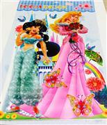 prenses model 3 boyutlu sticker, Toptan Satış