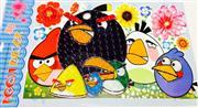 sinirli kuşlar model 3 boyutlu sticker, Toptan Satış