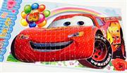 arabalar model 3 boyutlu sticker, Toptan Satış