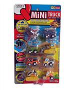toptan oyuncak mini 6 lı inşaat arabaları, Toptan Satış