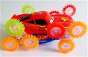 3 boyutlu ışıklı 2 taraflı takla atan oyuncak, Toptan Satış