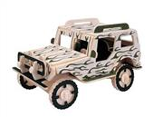 jeep model toptan ahşap puzzle, Toptan Satış