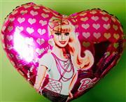 folyo balon kalpli barbie, Toptan Satış