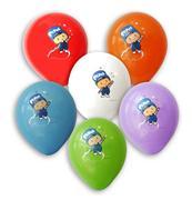 Pepe baskılı lisanslı toptan balon, Toptan Satış