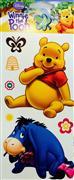 Winnie Pooh model lisanslı sticker, Toptan Satış