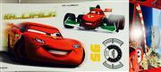 Cars model lisanslı sticker, Toptan Satış