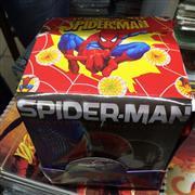 Spider men model 10 renk tükenmez kalem, Toptan Satış