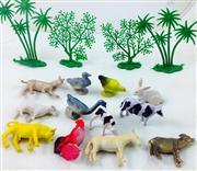 Evcil hayvan seti oyuncağı 16 parça, Toptan Satış