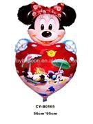 toptan folyo balon kalpli büyük boy fare, Toptan Satış
