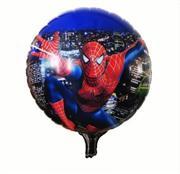 Toptan folyo balon yuvarlak örümcek adam, Toptan Satış