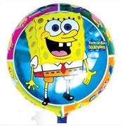 Toptan folyo balon yuvarlak Sünger bob, Toptan Satış
