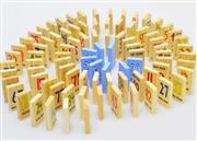 ahşap domino seti resimli, Toptan Satış