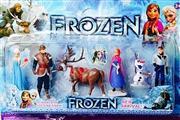 Toptan oyuncak Frozen karlar ülkesi oyuncak seti, Toptan Satış