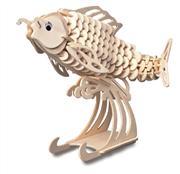 toptan ahşap puzzle balık G-h009, Toptan Satış
