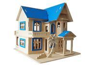 toptan ahşap puzzle fantastik villa G-AH001, Toptan Satış