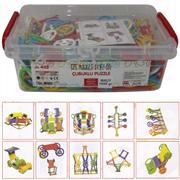 toptan lego çubuklu puzzle 1050 gr, Toptan Satış