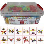 mühürlü puzzle 600 gr toptan lego, Toptan Satış