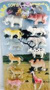 hayvan seti oyuncağı 12 li, Toptan Satış