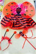 Etekli uğur Böceği kanat seti 23 Nisan kostümleri, Toptan Satış