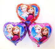 toptan folyo balon frozen kalp balon, Toptan Satış