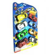 toptan oyuncak kartelalı 8 li çek bırak araba seti, Toptan Satış