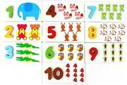 toptan zeka oyuncakları aritmatik dijital kart, Toptan Satış