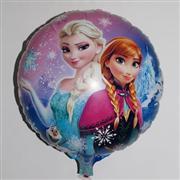 Toptan ucuz Folyo balon yuvarlak Frozen modeli, Toptan Satış