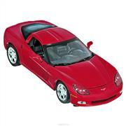 model araba motor max 2005 corvette c6 kırmızı, Toptan Satış
