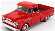 motor max 1955 chevy apache pickup kırmızı, Toptan Satış