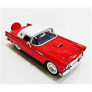 MOTOR MAX 1956 FORD THUNDERBİRD KIRMIZI 1 24 ÖLÇEK, Toptan Satış