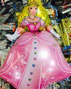 Toptan FOLYO balon SATIŞI ayaklı Prenses, Toptan Satış