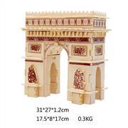 TOPTAN 3D AHŞAP MAKETİ TRİUMPHAL ARCH MODEL G-P122, Toptan Satış